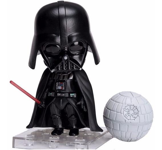 Boneco Star Wars Darth Vader Estrela Da Morte Jedi Lindo Top