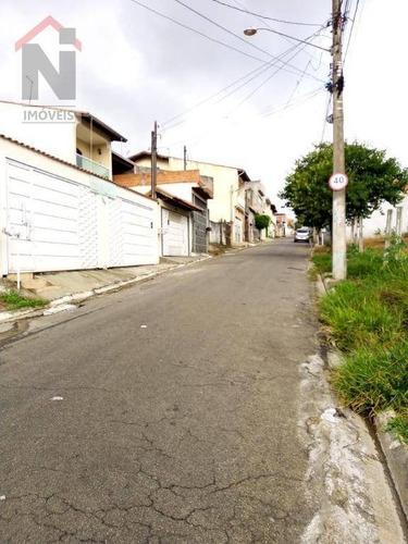 Terreno À Venda, 250 M² Por R$ 220.000,00 - Parque Residencial Casa Branca - Suzano/sp - Te0041