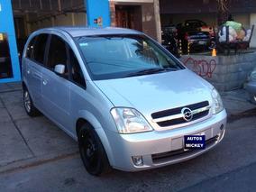 Chevrolet Meriva 1.8 Gls Nafta Gris Plata 5 Puertas