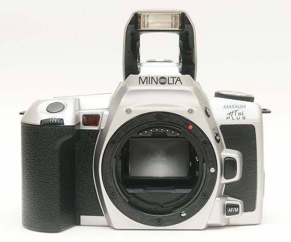 Minolta Ht Si Plus Impecável = Sony Nikon Canon Sigma