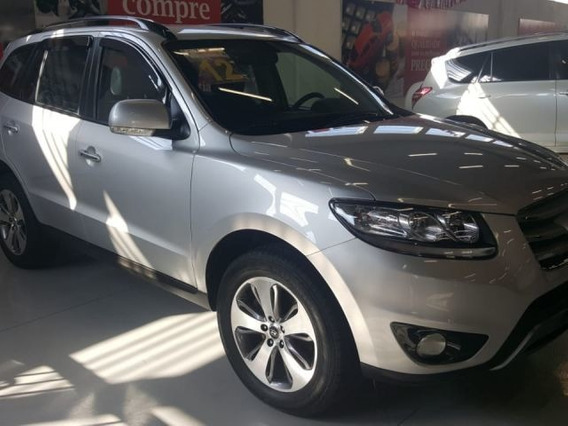 Hyundai Santa Fé Gls 4wd 3.5 Mpfi 24v, Hmf8132