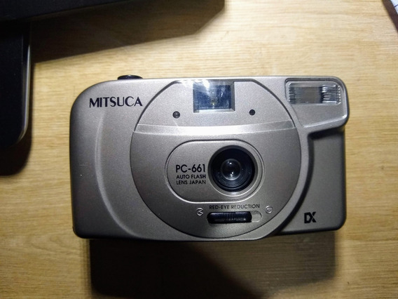 Câmera Analógica Mitsuca Pc-661