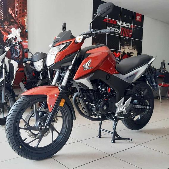 Honda Cb 160f Dlx Sport 2021