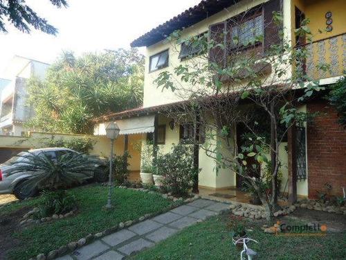 Imagem 1 de 30 de Casa Com 3 Dormitórios À Venda, 169 M² Por R$ 860.000 - Taquara. - Ca0048