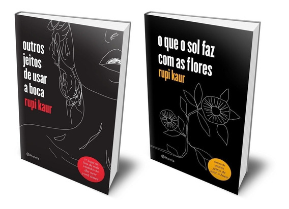 Livros O Que O Sol Faz Com As Flores +1 R. Kaur Frete Grátis