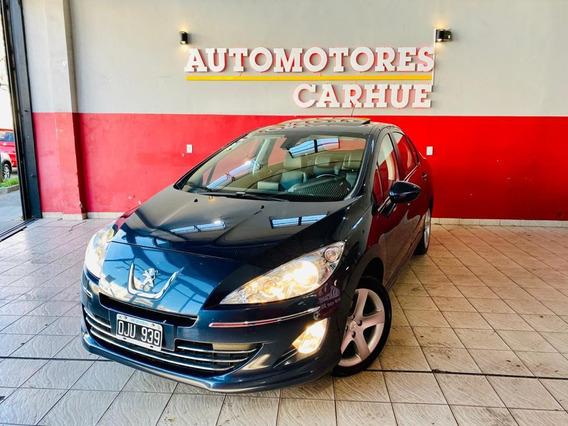Peugeot 408 2.0 Allure Plus 2015 $580.000 Y Cuotas!