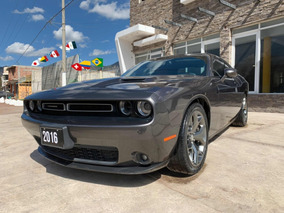 Dodge Challenger 3.6 Black Line X At 2016