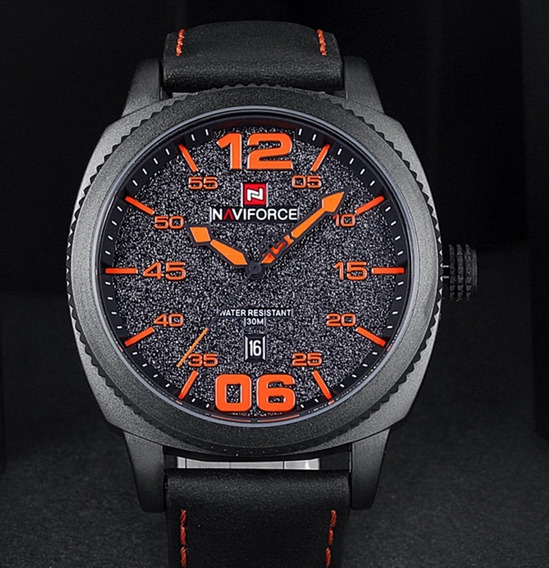 Relógio Masculino Naviforce 9127 Pulso Original Frete Grátis