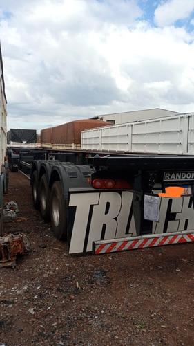 Carreta Porta Container 2016