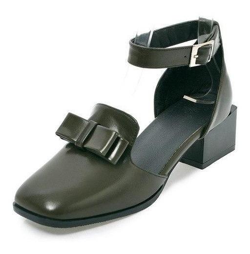 Sapato Feminino Yeluohk 76161 Importado Frete Grátis
