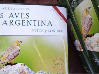 Guia Audiornis De Las Aves De Argentina/b. Lopez Lanus