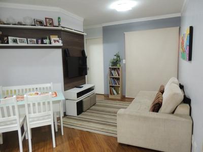 Apartamento Em Fazenda Aricanduva, São Paulo/sp De 50m² 2 Quartos Para Locação R$ 1.000,00/mes - Ap170382