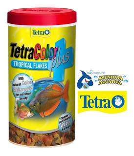 Tetracolor Plus Flakes 85ml Alimento Peces Acuario