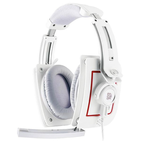 Headset Gamer Level 10m Branco 32o Htltm010ecwh Thermaltake