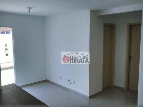 Apartamento Com 2 Dormitórios À Venda, 45 M² Por R$ 373.000,00 - Mansões Santo Antônio - Campinas/sp - Ap2199