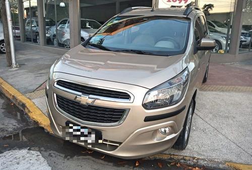 Chevrolet Spin 1.8 Ltz 7as 105cv 2013.nueva