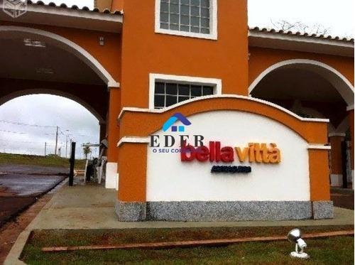 Imagem 1 de 9 de Terreno Em Condominio - Jardim Sao Camilo Ii - Ref: 224 - V-224