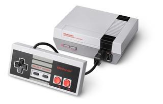 Consola Nintendo Nes Classic Edition ,cable Hdmi, 1 Mando,