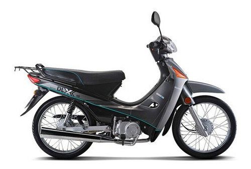 Motomel Dlx 110 Base Deluxe Pilar