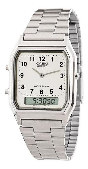 Relógio Casio Unissex Aq-230a-7bmq