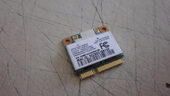 Placa Wireless Ar5b125 Notebook Gateway Ne56r08b
