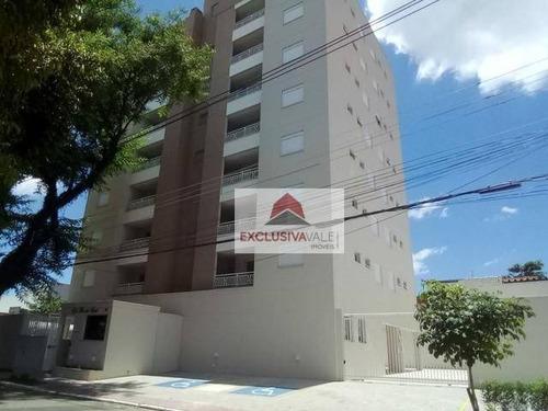 Apartamento Com 2 Dormitórios À Venda, 65 M² Por R$ 330.000 - Jardim Oriente - São José Dos Campos/sp - Ap3082