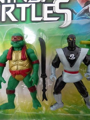 Imagen 1 de 3 de Juguetes De Colección / Juguetes De Tortugas Ninjas Grande