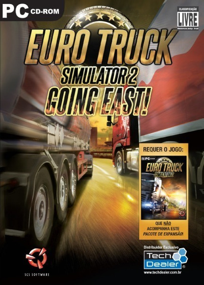 Euro Truck Simulator 2 Going East! *novo*
