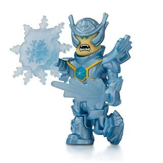 Figura General De Robox Frost Guard Con Código De Juego De