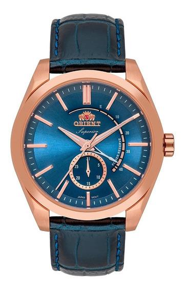 Relógio Orient Automatico Superior Masculino Ne5rc001 A1dx