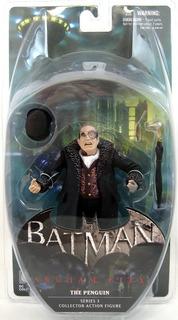 Dc Collectibles Batman Arkham City S3 Penguin Dakentoys