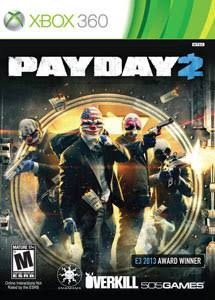 Payday 2 Mídia Digital Xbox 360