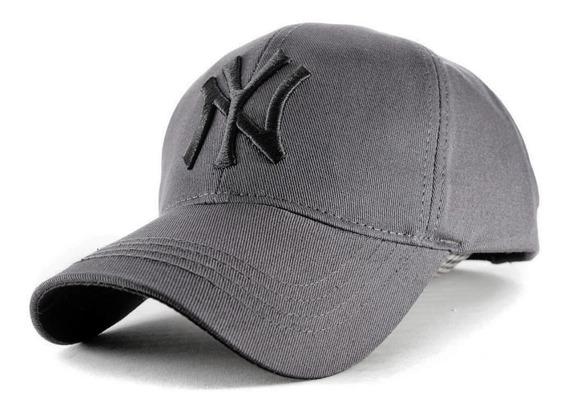 Gorras Ny New York Yankees Bordadas Ajustables 1ra Calidad