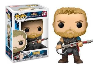 Funko Pop Thor Ragnarok Marvel 240 - Minijuegos