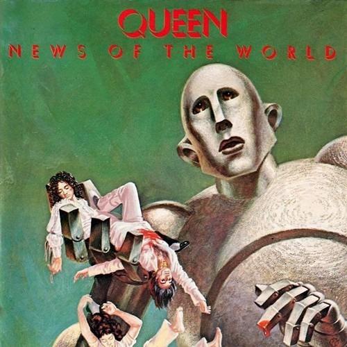 Lp Queen News Of The World Importado Usa