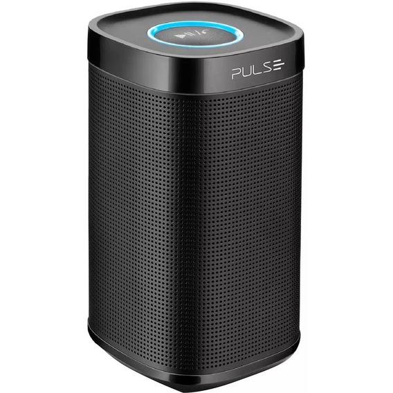 Caixa Som Bluetooth Color Series 10w Preta Pulse Multilaser