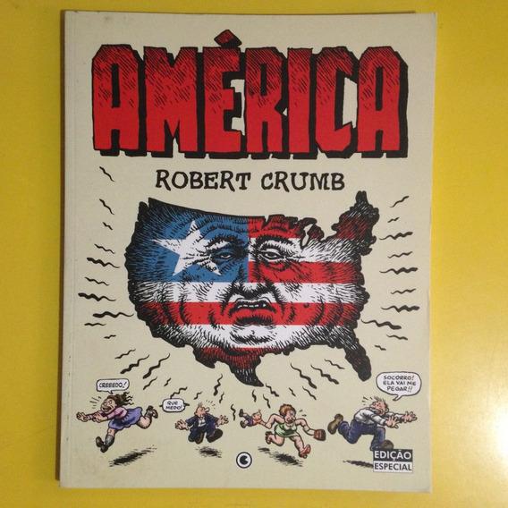Hq América - Robert Crumb R. Crumb