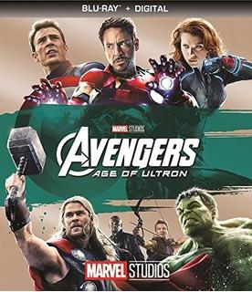 Blu-ray Avengers Age Of Ultron Los Vengadores Era De Ultron
