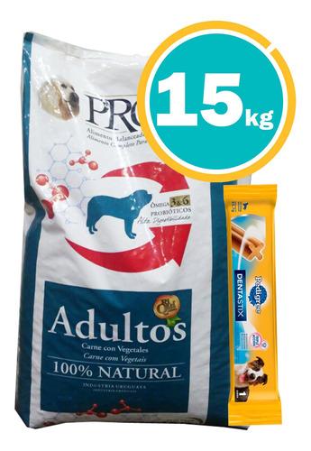 Alimento Perros Adulto Prot 21+ Salsa Y Envío S/cargo