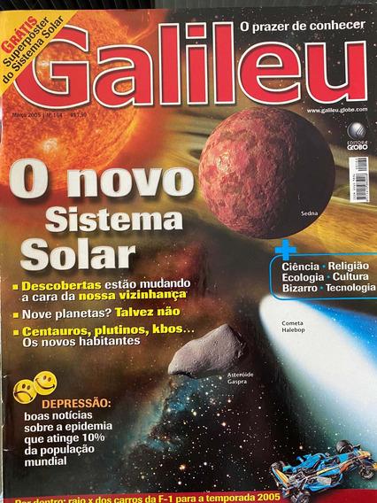 Revista Galileu Edição 164 Março 2005
