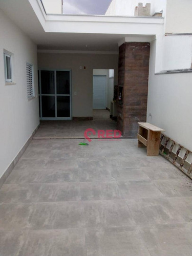 Casa Com 3 Dormitórios À Venda, 140 M² Por R$ 590.000,00 - Condomínio Villagio Milano - Sorocaba/sp - Ca0279