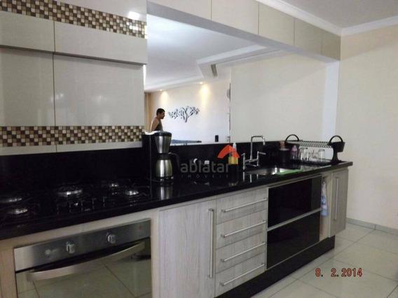 Apartamento Com 3 Dormitórios À Venda, 117 M² Por R$ 580.000,00 - Jardim Maria Rosa - Taboão Da Serra/sp - Ap0161