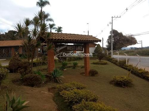 Imagem 1 de 8 de Lindo Terreno Em Condomínio Fechado Ibiúna Sp.