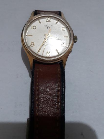 Relógio Elgin À Corda - J01