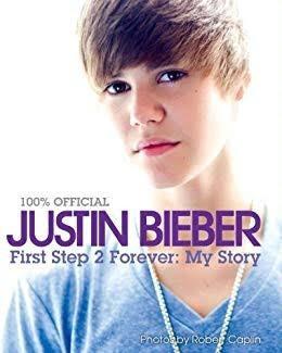 Justin Bieber First Step 2 Forever - Original