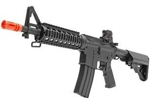 Promoçao Rifle De Airsoft M4a1 Aeg Ris Cqb 6mm - Cyma 506