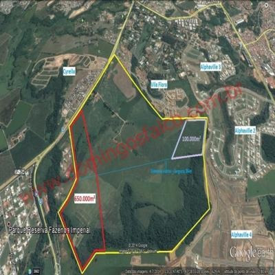Venda - Área - Zona Rural - Sorocaba - Sp - D4427