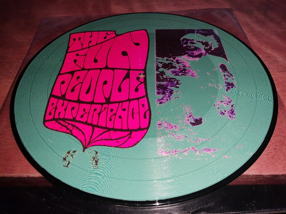 The Fun People Experience 10 Pulgadas Picture Disc