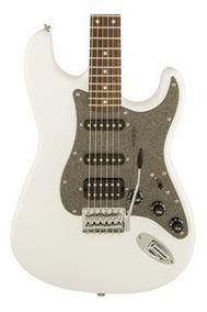 Guitarra Squier Fender Affinity Stratocaster Hss Branca Lr