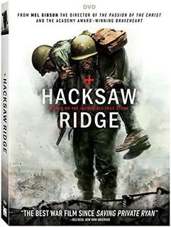 Dvd : Hacksaw Ridge (dvd)
